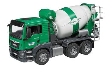 Bruder Man TGS Cement Mixer Truck 03710