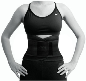 Mad Max Slimming And Support Belt Black L