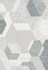Kilimas Domoletti Argentum 063-0586-4949, pilkas, 150x80 cm
