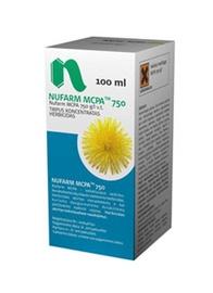 Herbicidas Nufarm Mcpa 750, 100 ml