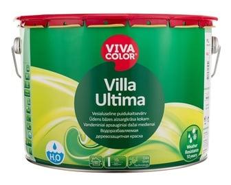 Medinių fasadų dažai Vivacolor Villa Ultima, rudi, 9.3 l