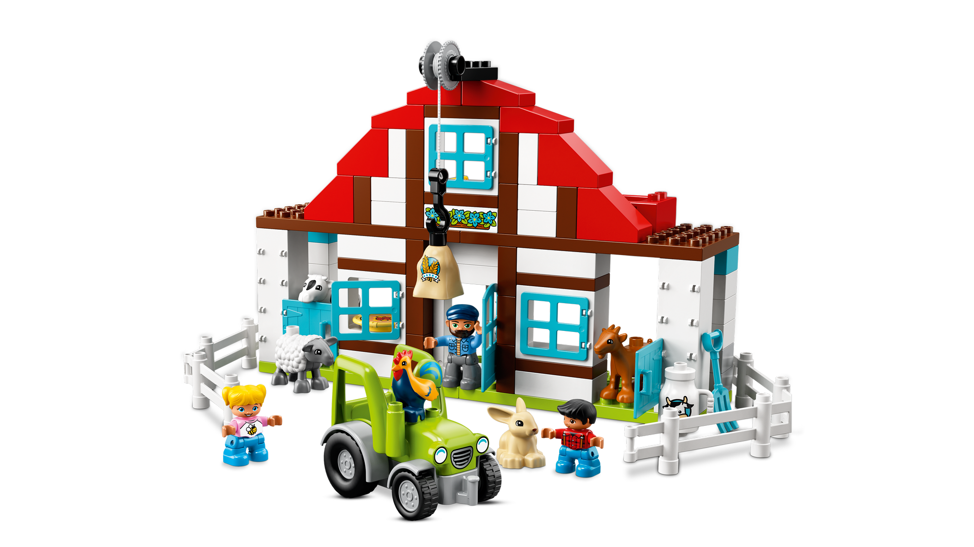 2868da15348 KONSTRUKTOR LEGO DUPLO TOWN 10869 - Krauta.ee
