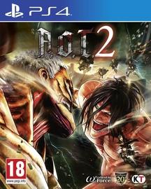 Attack On The Titan 2 PS4