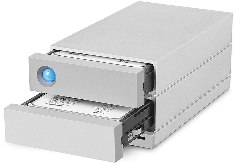 Жесткий диск Lacie STGB16000400, HDD, 16 TB, белый