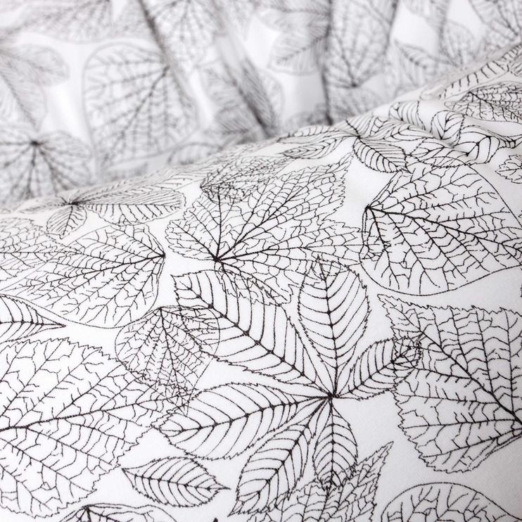 Ceba Baby Feeding Pillow Physio Multi Jersey Leaves