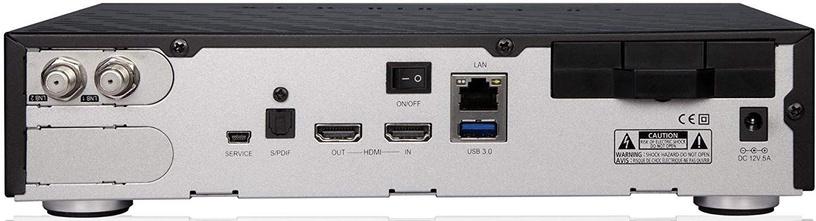 Dreambox DM920 Triple Tuner 2 x DVB-S2X and 1 x DVB-C/T2HD