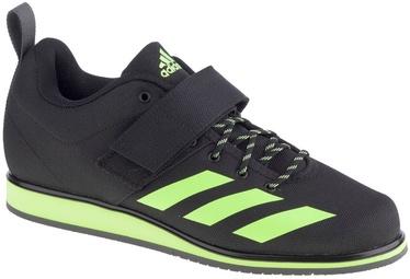 Adidas Powerlift 4 FV6596 Black/Green 46 2/3