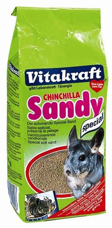 Vitakraft Sandy Chinchilla