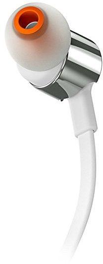 Ausinės JBL T210 In-Ear Gray