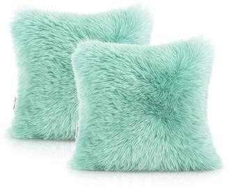 AmeliaHome Dokka Pillowcase 45x45 Blue 2pcs