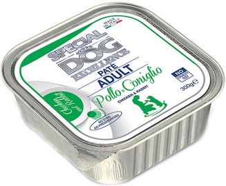 Monge Special Dog Paté Chicken/Rabbit 300g