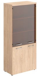 Skyland Torr Z THC 85.2 Office Cabinet Devon Oak Z