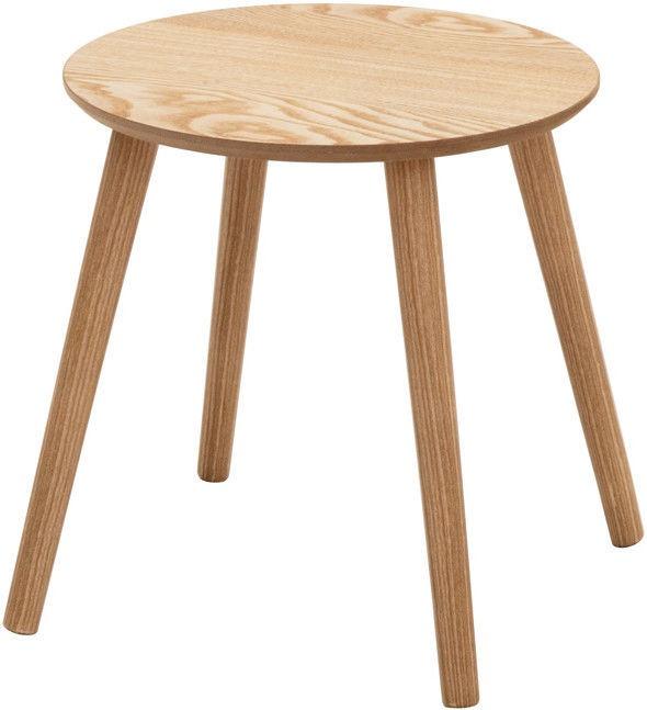 Kafijas galdiņš Verners Fanni K, brūna, 400x400x410 mm