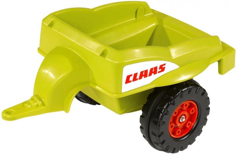 BIG CLAAS Celtis Loader & Trailer Green