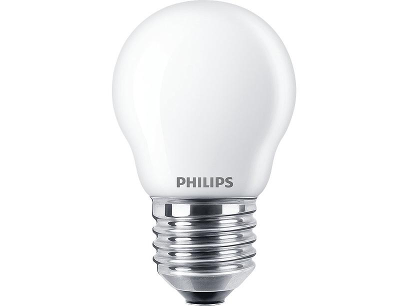 GAISM.D.SP.PHILIPSP45 4,3W E27 2700K MAT