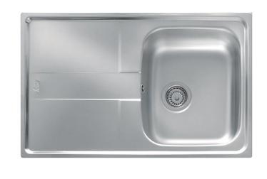 Teka Stena 1C 1E CN Mat Kitchen Sink