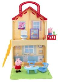 Jazwares Peppa Pig Peppas Pop N Play House