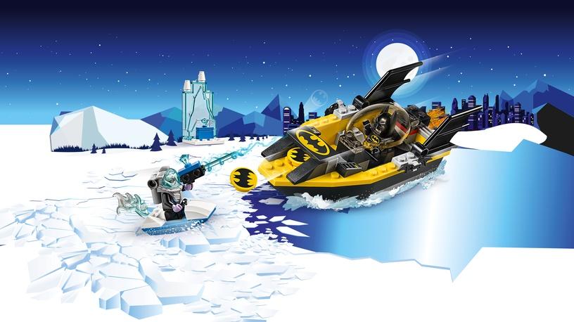 Конструктор LEGO Juniors Batman Vs Mr. Freeze 10737 10737, 63 шт.