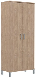 Skyland Born Office Cabinet B 430.7 RZ Devon Oak
