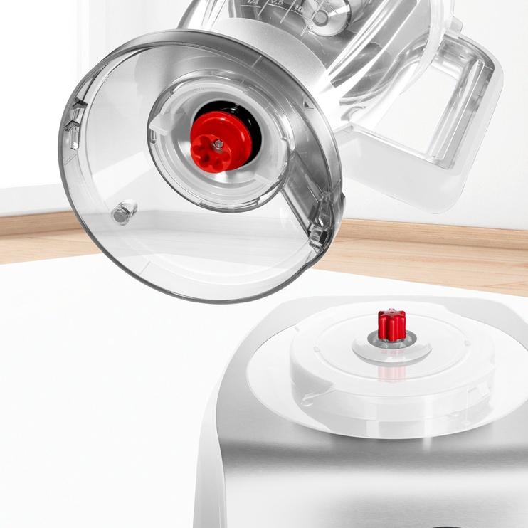 Köögikombain Bosch MC812S814 White