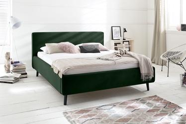 Gulta Meise Möbel Luana Dark Green, 200x160 cm