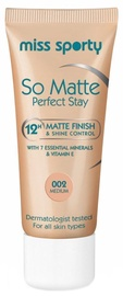 Miss Sporty So Matte Perfect Stay Foundation 30ml 02