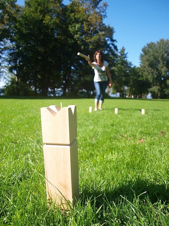 Donic Schildkrote Kubb Garden Game