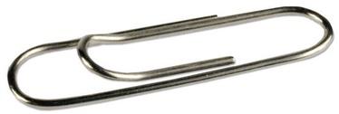 Milan Nickel Plated Metallic Clips 100pcs 80080