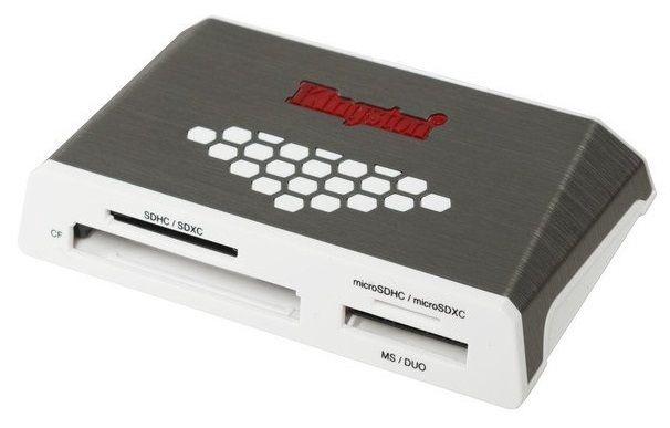 Картридер Kingston Media Reader USB 3.0
