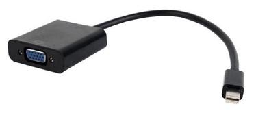 Gembird Adapter Mini Displayport / VGA Black