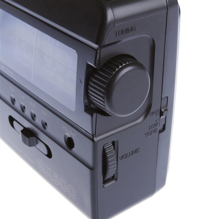 Radijo imtuvas Panasonic RF-3500E-K