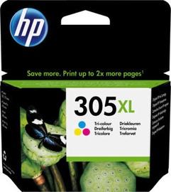 Кассета для принтера HP, желтый/циановый (cyan)/фуксия (magenta), 5 мл