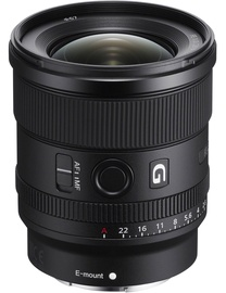 Sony FE 20mm F1.8 G Black