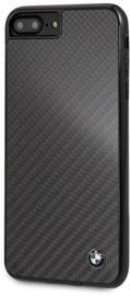BMW BMHCI8LMBC Back Case For Apple iPhone 7 Plus/8 Plus Black
