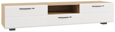 MN Asti ATB 1700.1 TV Stand Oak/White