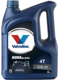 Valvoline Durablend 4T 10w40 Engine Oil 4L