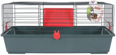 Zolux Classic 80 Cage Grey/Red