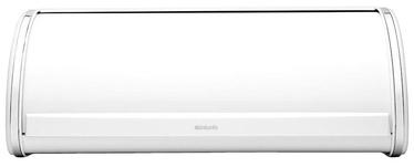 Duoninė Brabantia Bread Bin White, 44.8 x 17.5 x 27 cm