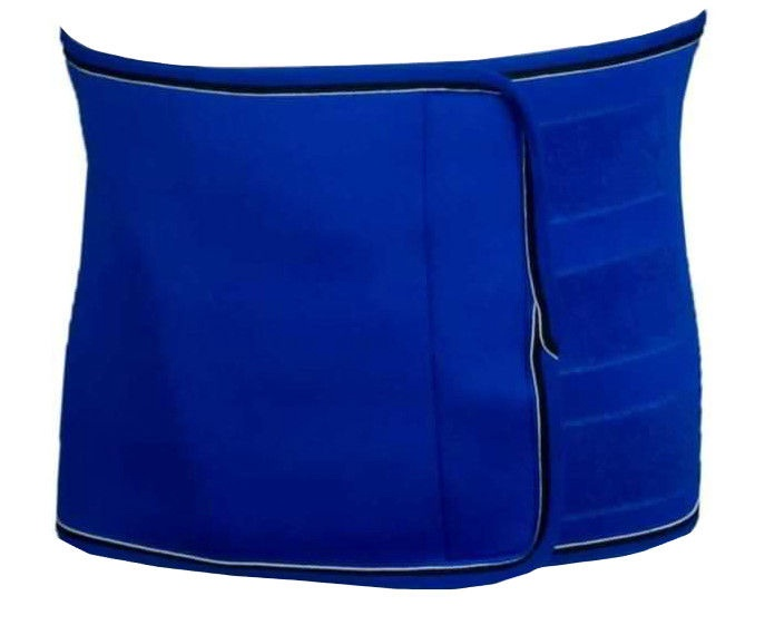 Rucanor Lumbo Waistband Blue L