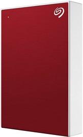 Жесткий диск (внешний) Seagate Backup Plus Portable USB 3.0 4TB Red