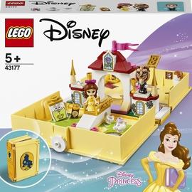 Конструктор LEGO® Disney Princess Книга сказочных приключений Белль 43177, 111 шт.