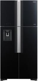 Hitachi R-W660PRU7 Glass Black