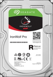 Seagate IronWolf Pro 6TB 7200RPM 256MB SATAIII ST6000NE0023
