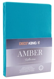 Palags DecoKing Amber Marine, 240x220 cm, ar gumiju