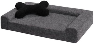 Myanimaly Simply Pet Bed S Grey
