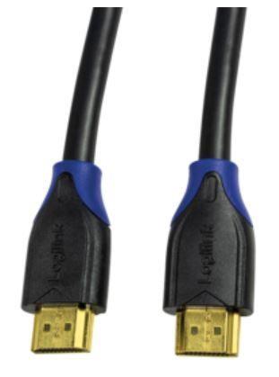 LogiLink Cable HDMI / HDMI 15m