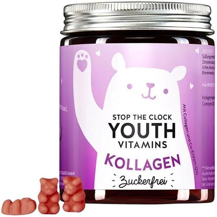 Bears With Benefits Stop The Clock Youth Kollagen 150g