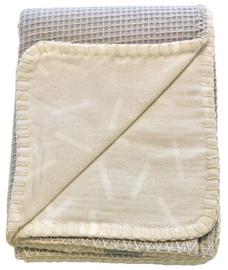 Lodger Baby Blanket Honeycomb 75x100cm Ivory