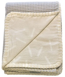 Lodger Baby Blanket Honeycomb 75x100cm Ivory