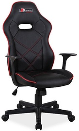 Signal Meble Office Chair Boxter Black/Red